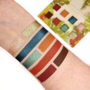 Alamar Makeup - Alamar Reina Del Caribe Eyeshadow Palette